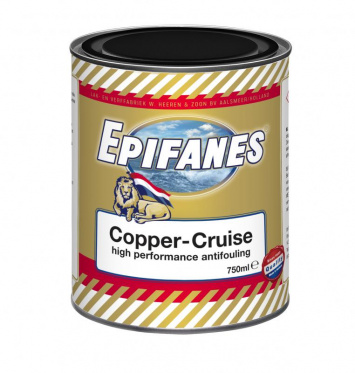 Epifanes Copper Cruise anti-fouling
